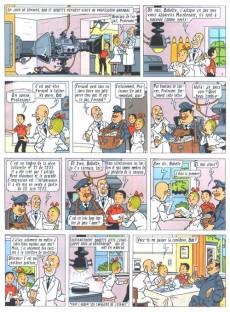 Extrait de Bob et Bobette (Publicitaire) - Collectionnez des timbres-poste avec Bob et Bobette