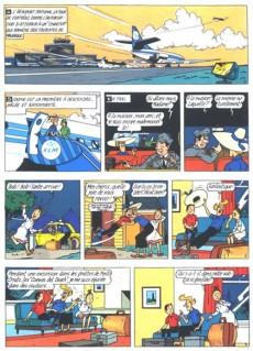 Extrait de Bob et Bobette (Publicitaire) -Da08- Les fantômes musiciens