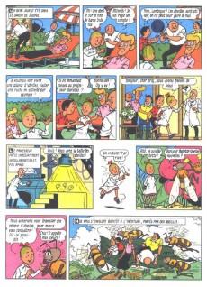 Extrait de Bob et Bobette (Publicitaire) - Une abeille pour toi et moi