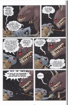 Extrait de Bone (Delcourt, en couleurs) -3- Rêves et cauchemars
