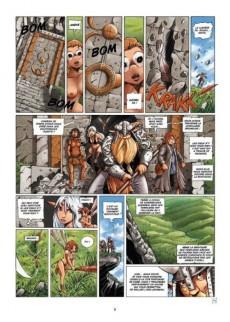 Extrait de Les brumes d'Asceltis -3- Le Roi Akorenn