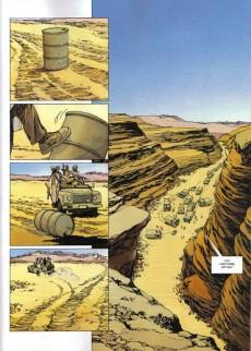 Extrait de Bunker (Betbeder/Bec) -2- Point zéro