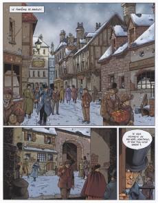 Extrait de Romans de toujours - Le Conte de Noël