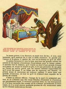 Extrait de (AUT) Calvo - La Belle au bois dormant