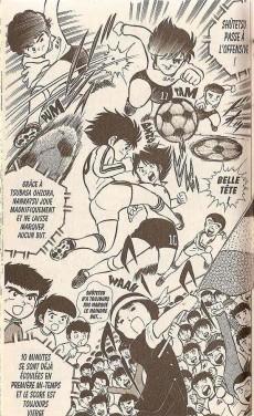 Extrait de Captain Tsubasa / Olive & Tom -2- Le destin se joue sur un tir de loin