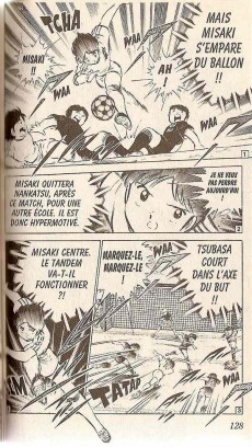 Extrait de Captain Tsubasa / Olive & Tom -9- En route pour la finale !!