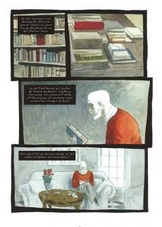 Extrait de Le carnet rouge (Kristiansen) - Le Carnet Rouge