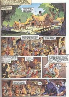 Extrait de Le chant d'Excalibur -2- Le Sidhe aux Mille Charmes