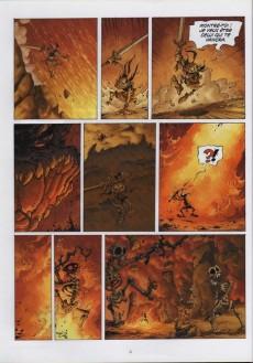 Extrait de Chasseurs de dragons -1- Un dragon comme pas deux