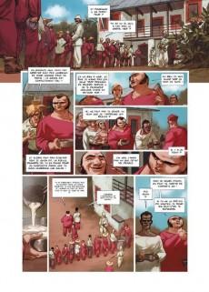 Extrait de Chéri-Bibi (Boidin) -2- Le Marquis