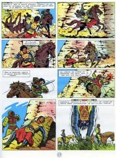 Extrait de Chevalier Ardent -3- La loi de la steppe
