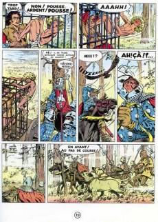 Extrait de Chevalier Ardent -10- La Princesse captive