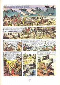 Extrait de Chevalier Ardent -6- Le secret du roi Arthus