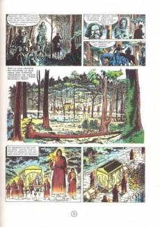 Extrait de Chevalier Ardent -7- Le trésor du mage