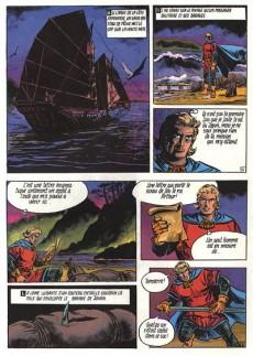 Extrait de Le chevalier Rouge -6- Les Ningas!