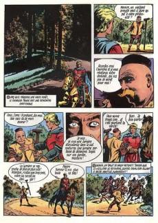 Extrait de Le chevalier Rouge -7- Les fugitifs