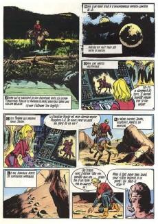 Extrait de Le chevalier Rouge -8- Carpax, l'homme d'acier