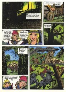 Extrait de Le chevalier Rouge -9- La guilde des voleurs