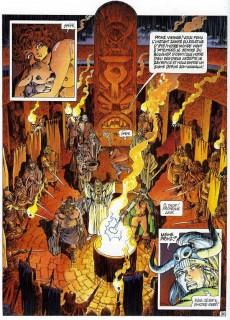 Extrait de Chroniques Barbares -5- Au nom des Vikings