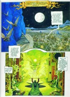 Extrait de Chroniques de la Lune Noire -3- La Marque des Démons