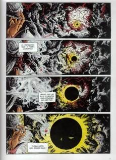 Extrait de Chroniques de la Lune Noire -9- Les Chants de la négation