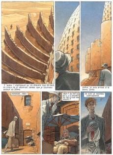 Extrait de Les cités obscures -8- La frontière invisible - 1