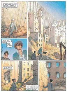 Extrait de Les cités obscures -9- La frontière invisible - 2