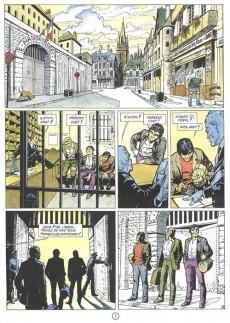 Extrait de Le club des cinq (Rosenzweig/Dufossé/Marcello) -1- Le trésor du galion d'or