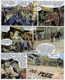 Extrait de Comanche -12- Le dollar à trois faces