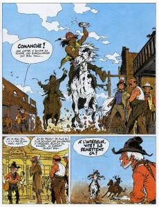Extrait de Comanche -6'- Furie rebelle