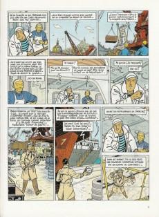 Extrait de Condor (Autheman/Rousseau) -3- L'empire du Pacifique