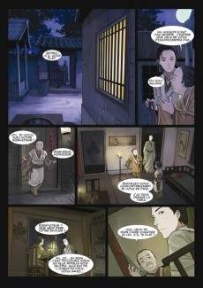 Extrait de Les contes du boudoir hanté -2- Volume 2