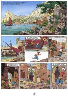Extrait de Cori le Moussaillon -5- Dali Capitan