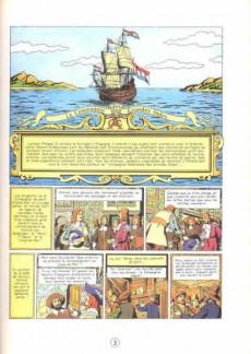 Extrait de Cori le Moussaillon -14- Cap sur l'or