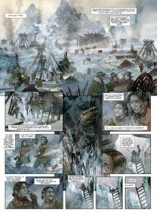 Extrait de Les corsaires d'Alcibiade -3- Le Français