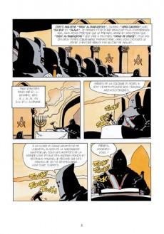 Extrait de Corto (Casterman chronologique) -25- Fable de Venise