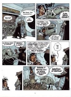 Extrait de Cosmik Roger -3- Cosmik Roger contre le Général Gore