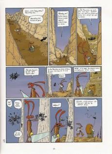 Extrait de Donjon Crépuscule -101- Le Cimetière des dragons