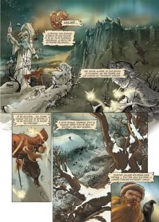 Extrait de Le crépuscule des dieux -1- La Malédiction des Nibelungen