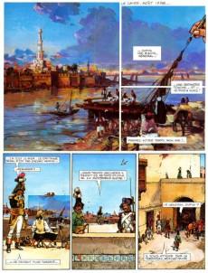 Extrait de Le décalogue -9- Le papyrus de Kôm-Ombo