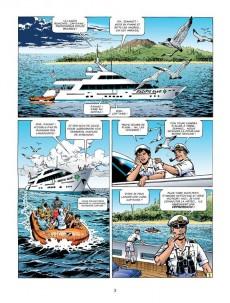 Extrait de Le dernier kamikaze -2- Les Fantômes du Pacifique