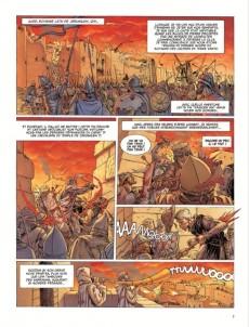 Extrait de Le dernier Templier -1- L'encodeur