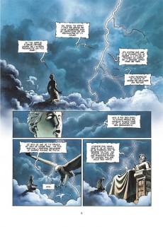 Extrait de Le dernier Troyen -5- Au-delà du styx