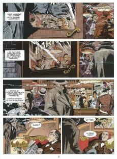 Extrait de De silence et de sang -5b1998- Les 7 piliers du chaos
