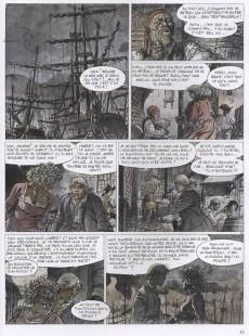 Extrait de Le diable des sept mers -1- Première partie