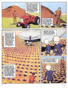 Extrait de Le dossier des soucoupes volantes -3- O.V.N.I. Dimension autre