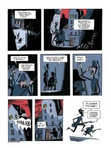 Extrait de Double assassinat dans la rue Morgue (Clod) - Double assassinat dans la rue Morgue
