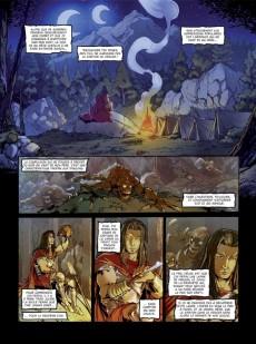 Extrait de Dragonseed -2- L'Étreinte du Griffon