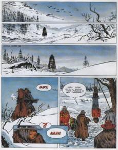 Extrait de Durango -1- Les chiens meurent en hiver