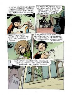Extrait de Eddy l'angoisse - Tome 1
